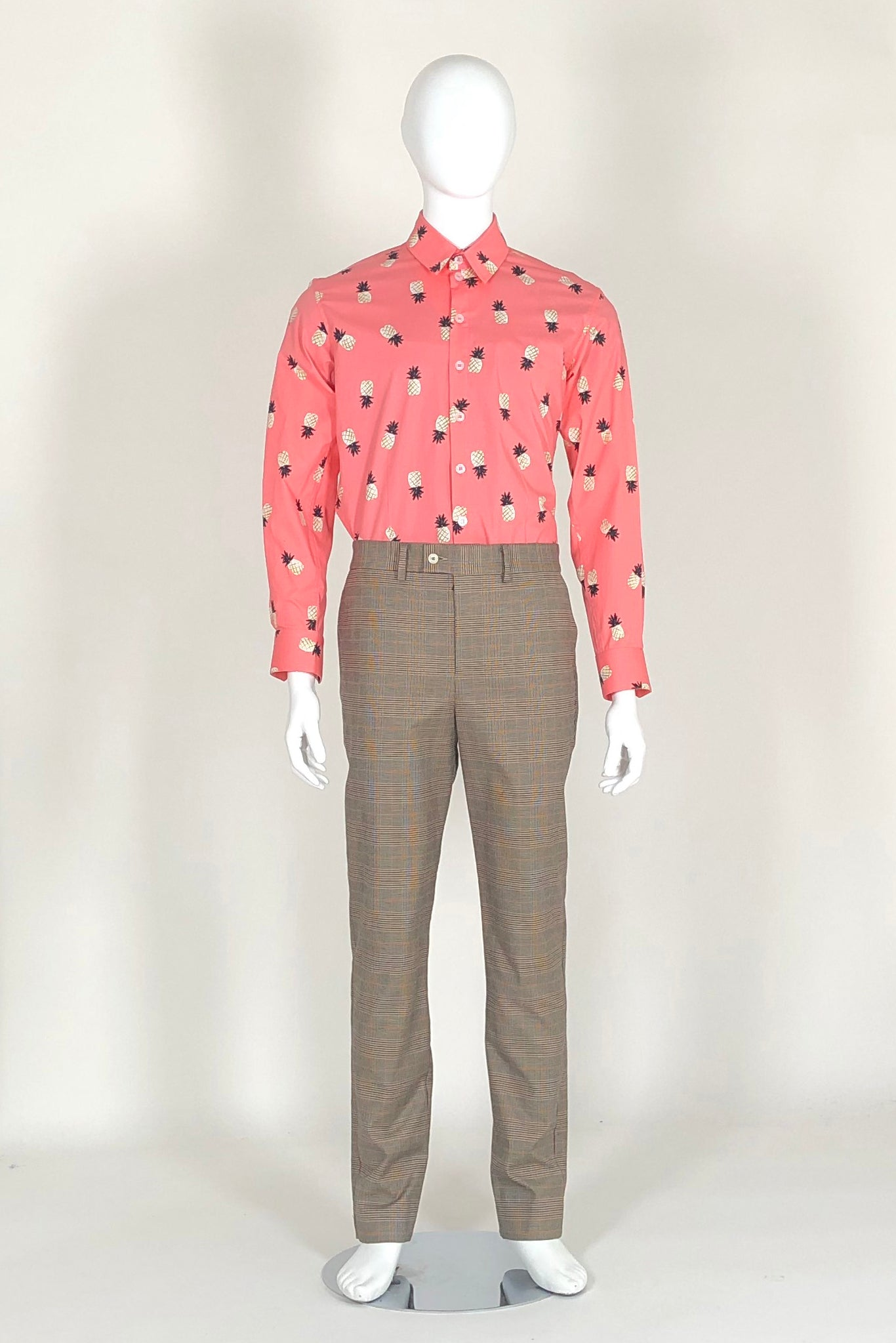 WORLDman 4653 Tarkovsky Trouser Check