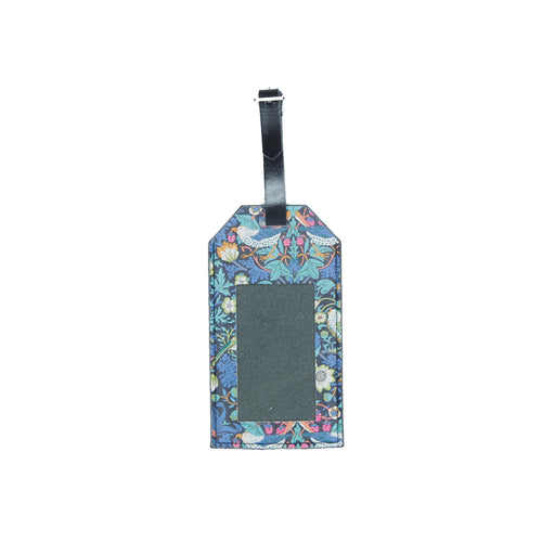WORLD Liberty Leather Luggage Tag - Forrest