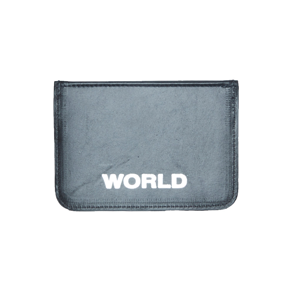 WORLD Liberty Leather Card Holder - Forrest