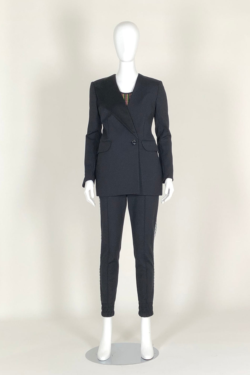 WORLD 4594 Yearning Blazer Black