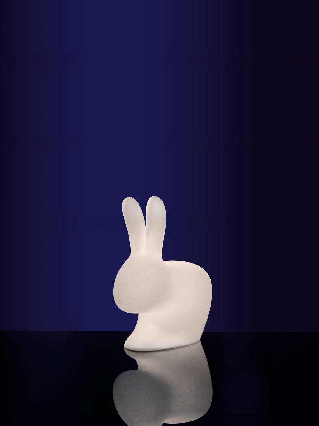 Qeeboo Rabbit Small Lamp