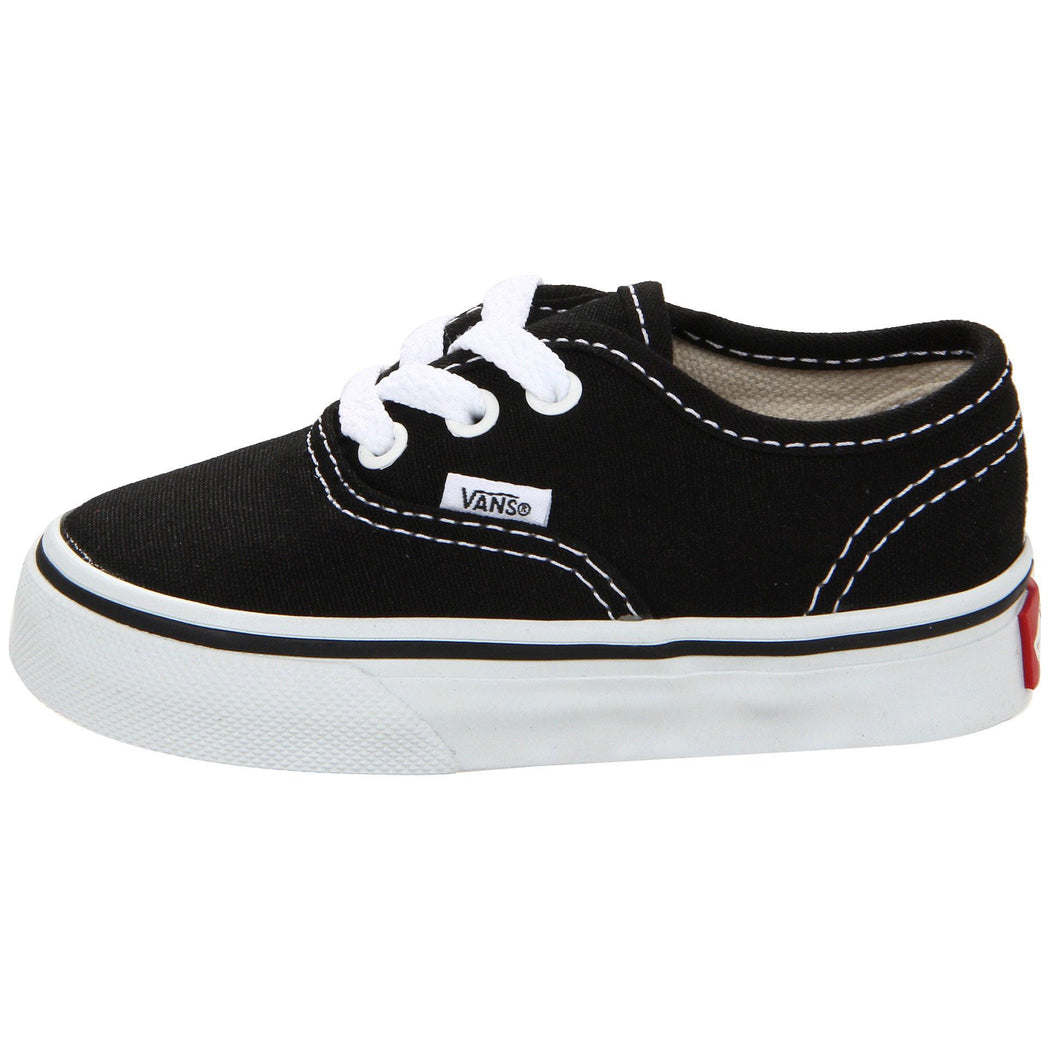 Vans Kids Toddler Authentic -  Black
