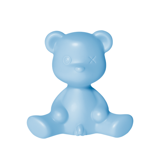 Qeeboo Teddy Boy Lamp Light Blue