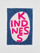 Kindness Tea Towel x David Shrigley