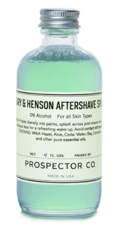 Prospector Co. Peary & Hansen Aftershave 119ml