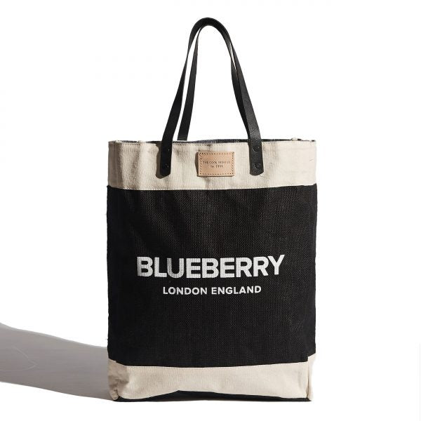 The Cool Hunter Market Bag Large - Blueberry