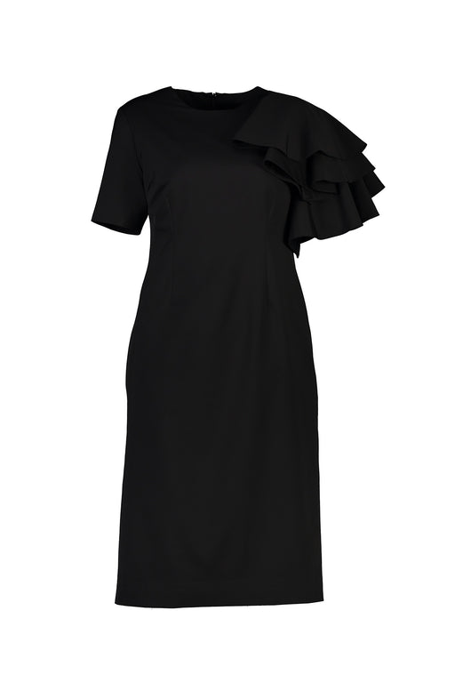WORLD 4533 Righteous Dress Black
