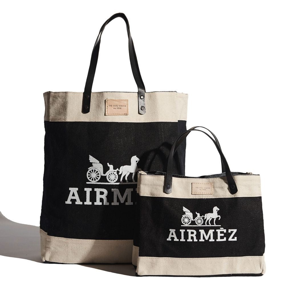 The  Cool Hunter Market Bag Mini - Airmez