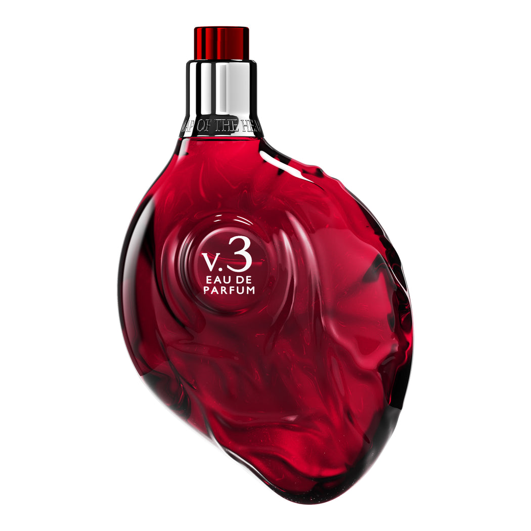 Map of the Heart Red Heart V.3 90ml