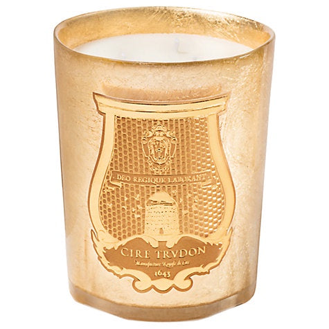 CIRE TRUDON CANDLE 800g Abd El Kader Gold Limited Edition