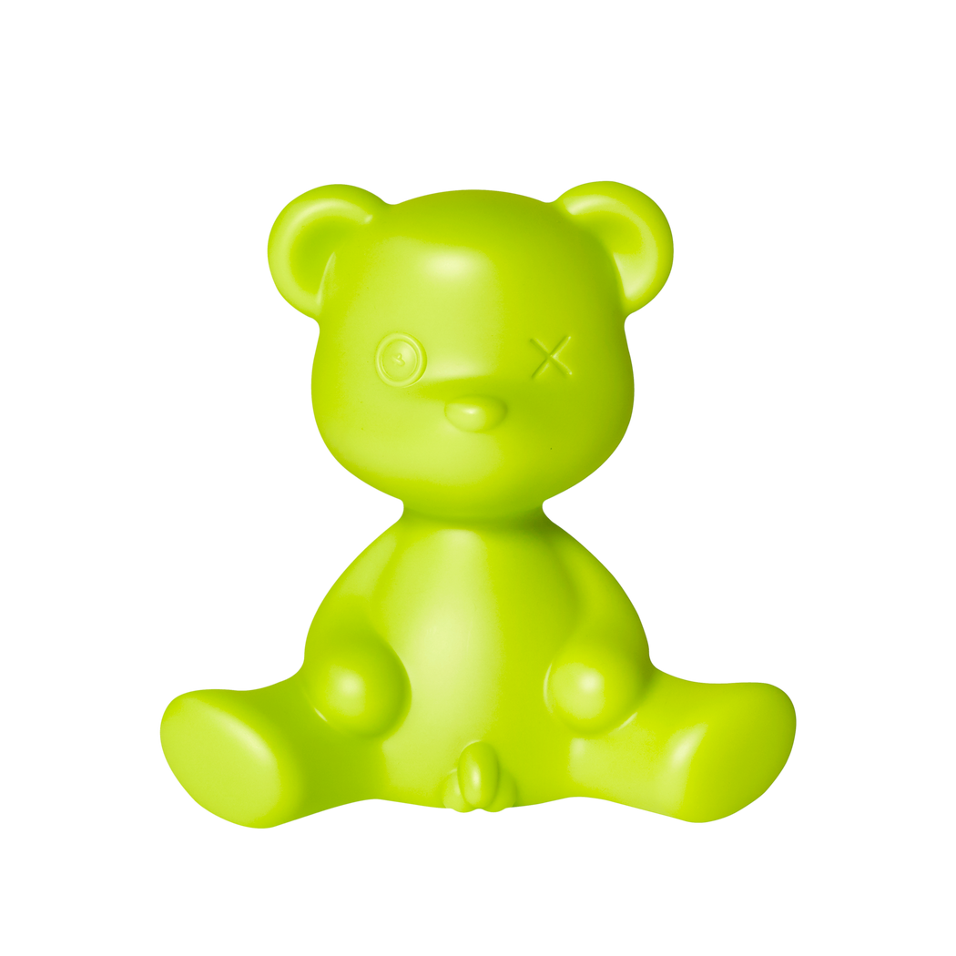 Qeeboo Teddy Boy Lamp Light Green