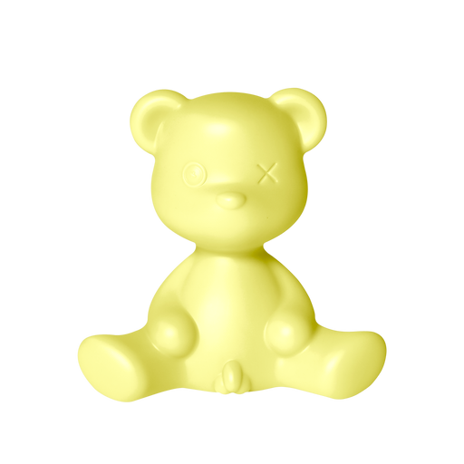Qeeboo Teddy Boy Lamp Lime