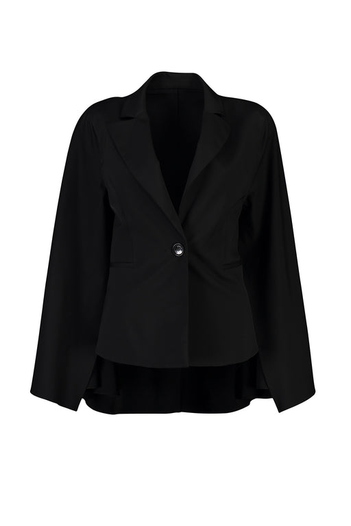 WORLD 4506 The Bat-Girl Blazer Black