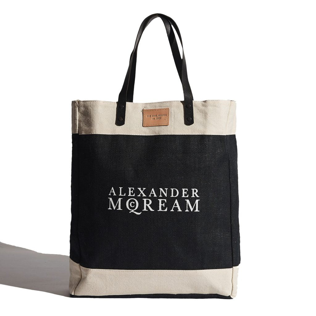 The Cool Hunter Market Bag Large - McQream