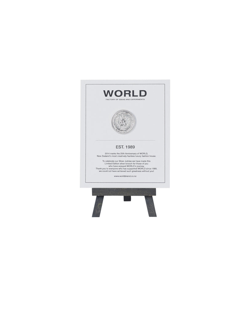 WORLD Anniversary Badge (LimitedEdition)