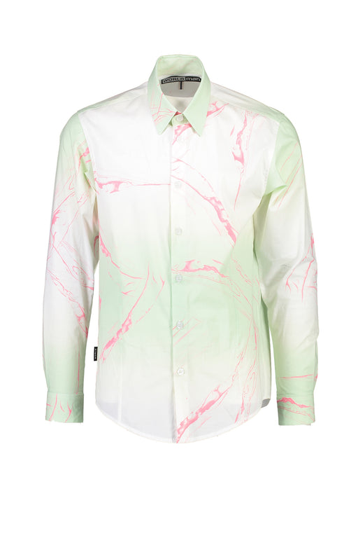 WORLDman 4405 Macho Man Shirt Green Marble
