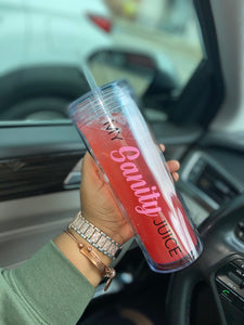 """My Sanity Juice"" Tumbler"