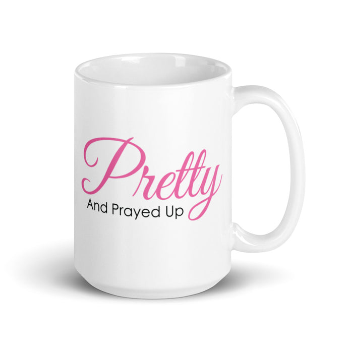 Pretty & Prayed Up Mug