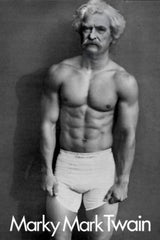 Marky Mark Twain