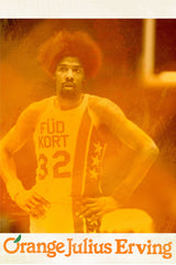 Orange Julius Erving
