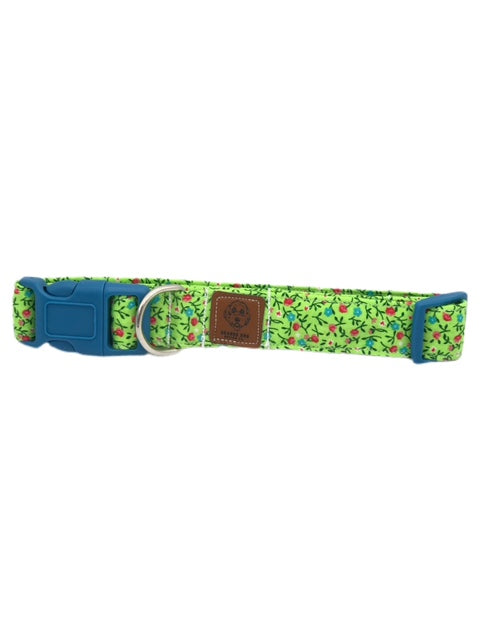 Green French Country Collar