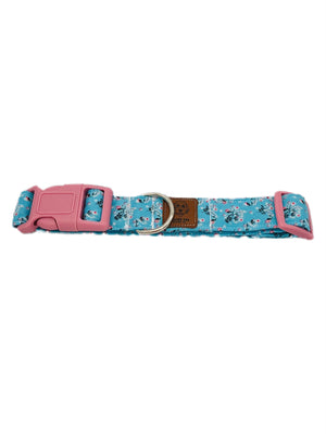 Blue Rose French Country Collar