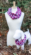 Load image into Gallery viewer, Plaid Scarf Sets