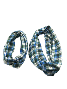 Plaid Scarf Sets