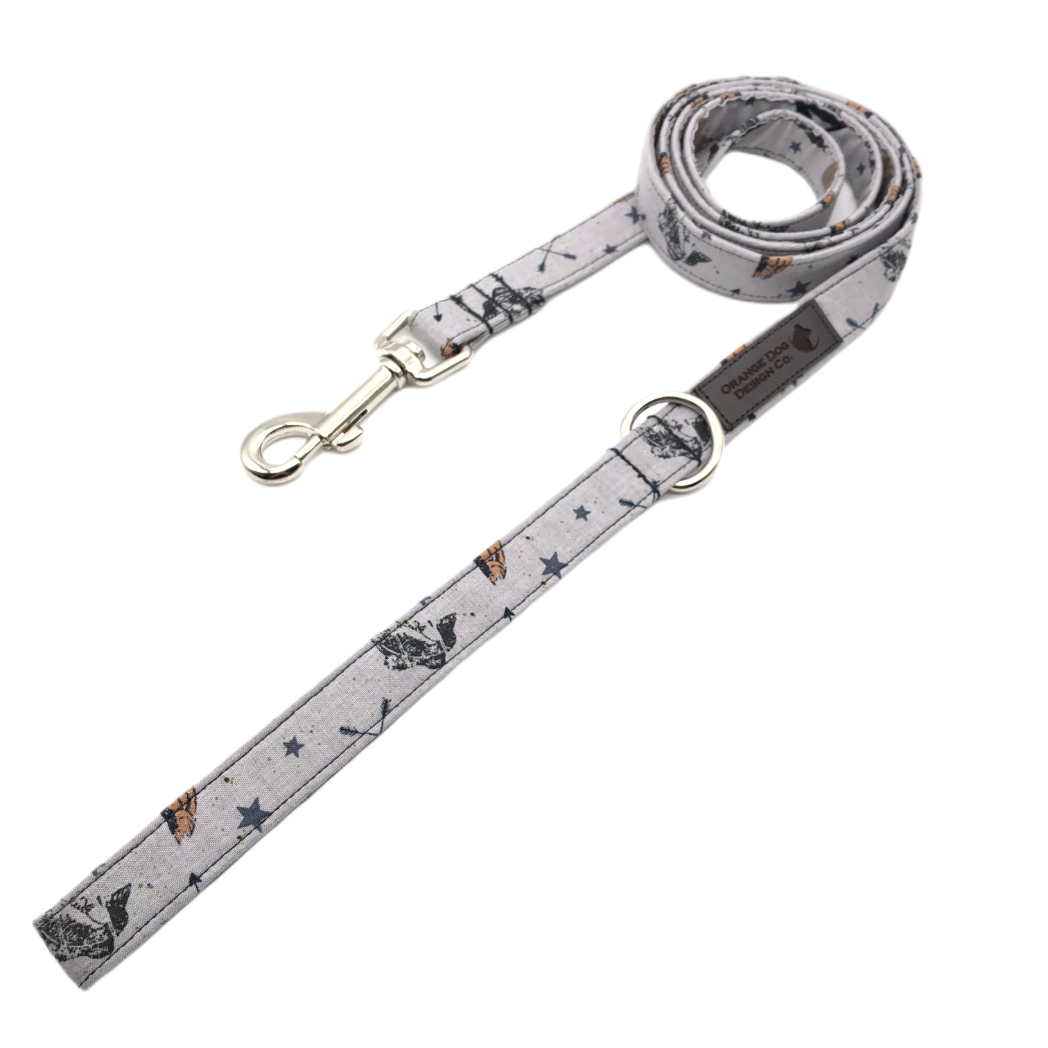 Gone Fishin' Dog Leash