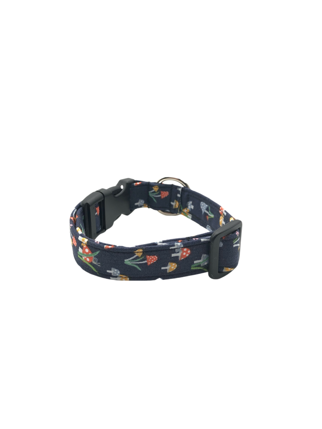 Fun Mushroom Dog Collar
