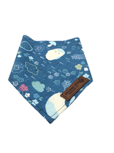 Load image into Gallery viewer, Whimsy Autumn Day Bandanna