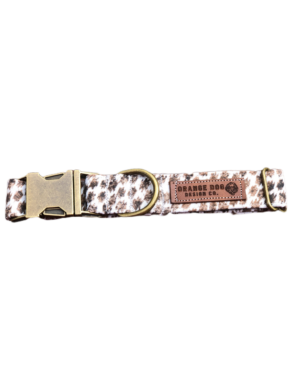 Brown Panther Collar