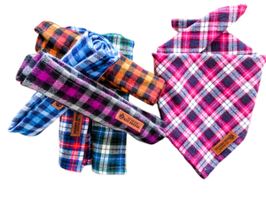 Plaid Bandannas