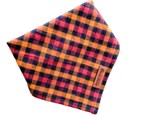 Load image into Gallery viewer, Plaid Bandannas