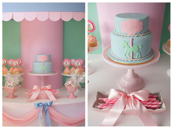 Mary Poppins Themed 7th Birthday Party Bickiboo Designs