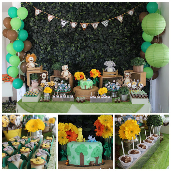 Blog Posts Tagged Quot Jungle Animal Party Quot Bickiboo Designs