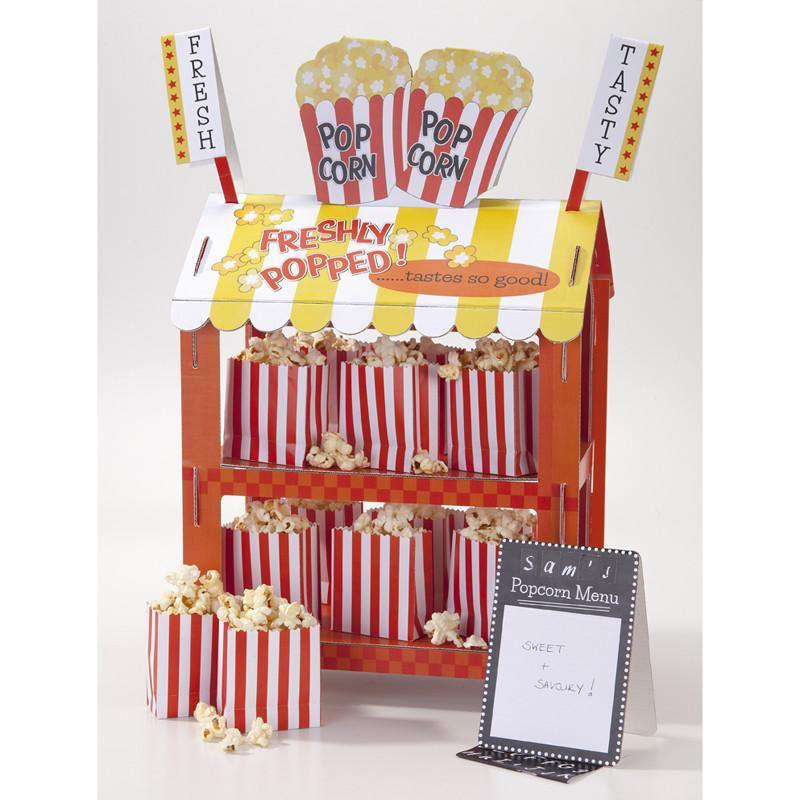 Hotdog or Popcorn Food Stand - Bickiboo Designs