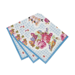 Truly Amuse Bouche Napkins - Pack of 40 - Bickiboo Designs