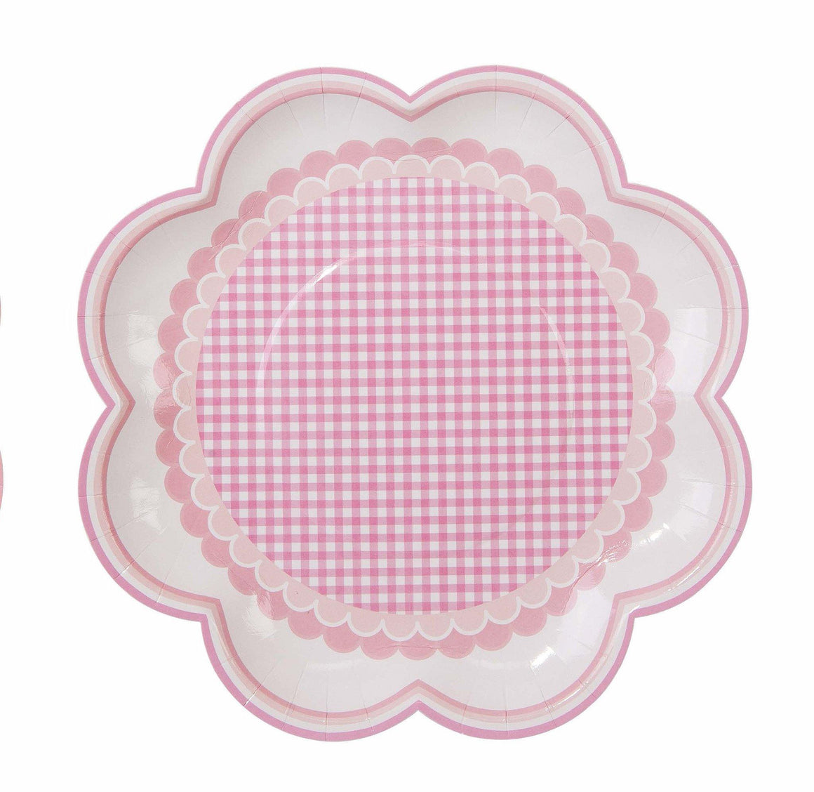 Pink N Mix Plate - Bickiboo Party Supplies