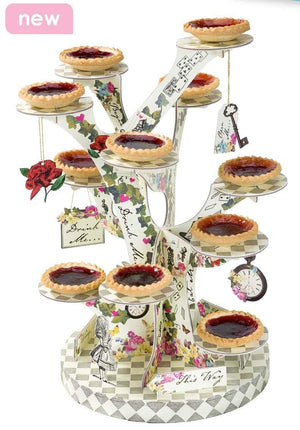 Truly Alice Tree Shaped Cake Stand - Bickiboo Designs
