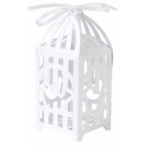 Something In The Air Birdcage Favour Box (10 pack) - Bickiboo Designs