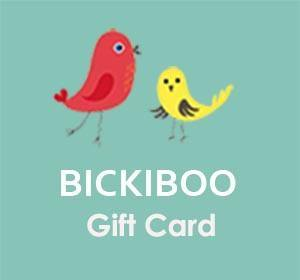 Gift Card - Bickiboo Designs