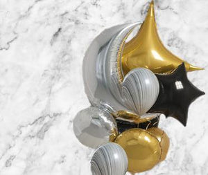 Glitz & Glam Foil Balloon Bouquet