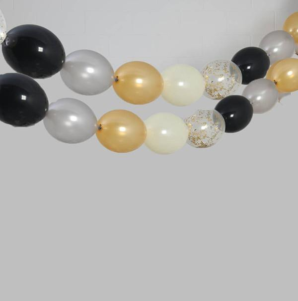 Balloon Garland - Glitz And Glam