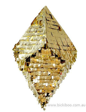 Gold Crystal Piñata - Bickiboo Designs