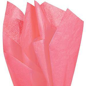 Island Pink Tissue Paper - Bickiboo Party Supplies