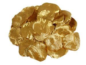 Gold Rose Petals - Bickiboo Party Supplies