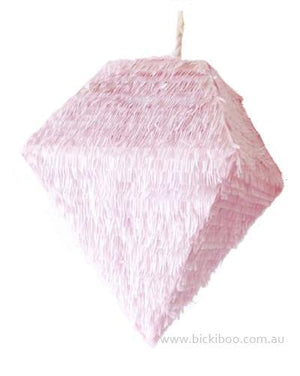 Pink Diamond Piñata - Bickiboo Designs