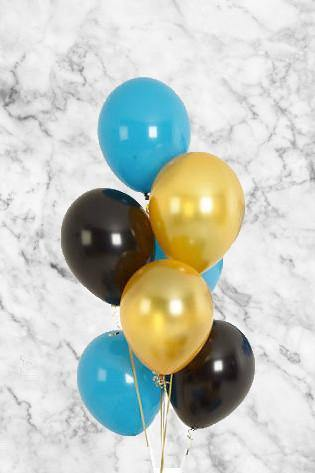 Pool Party Balloons Bouquet