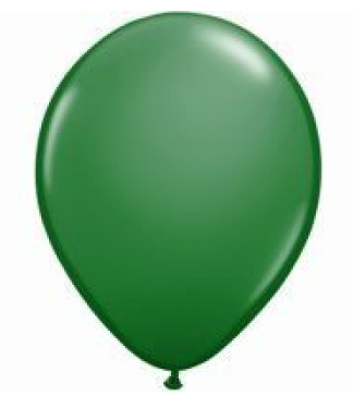 Green Mini Balloons - 12cm (5 pack) - Bickiboo Designs